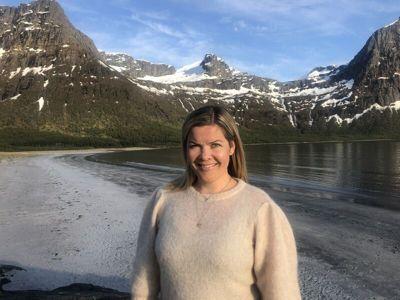 Aase Refsnes (SV) er ordfører Steigen. Hun har store forventninger til en rødgrønn regjering.