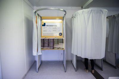 Én av fire velgere har allerede bestemt seg for å stemme på et annet parti enn ved forrige valg, ifølge en analyse fra Poll of polls.