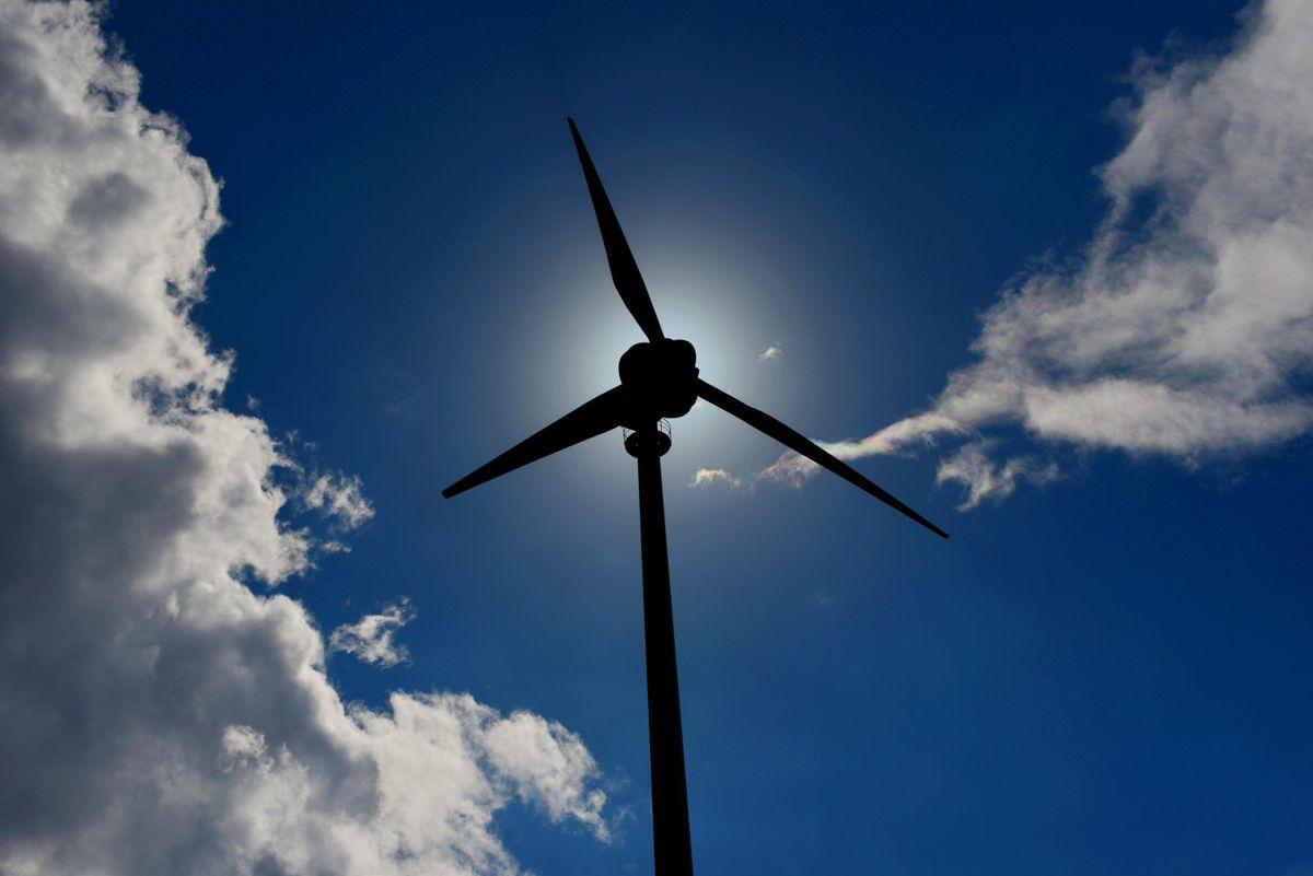I Nord-Norge er 40,8 prosent positive til vindkraft, mens 47,3 prosent sier nei til vindturbiner i sitt nærområde.