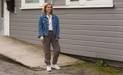 Ordfører Sigrun Wiggen Prestbakmo (Sp) i Salangen er klar for å ta imot flyktninger.