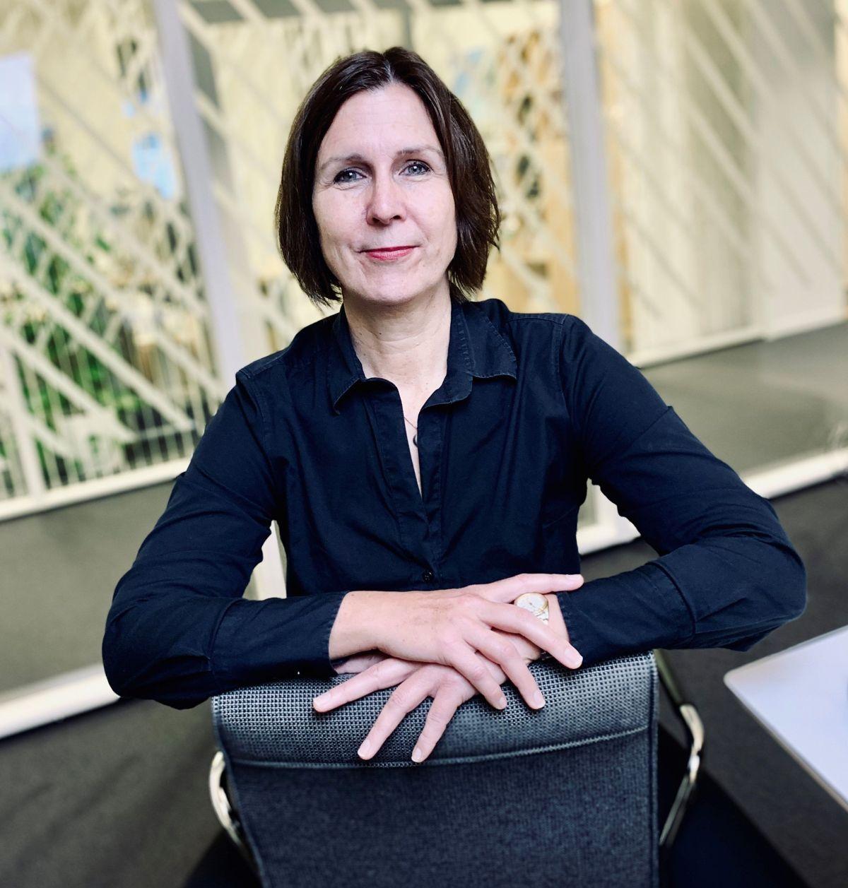 Innkjøpssjef Heidi Elise Rygg i Bærum mener langt flere kommuner bør utforske mulighetene innovative anskaffelsesprosesser åpner for.