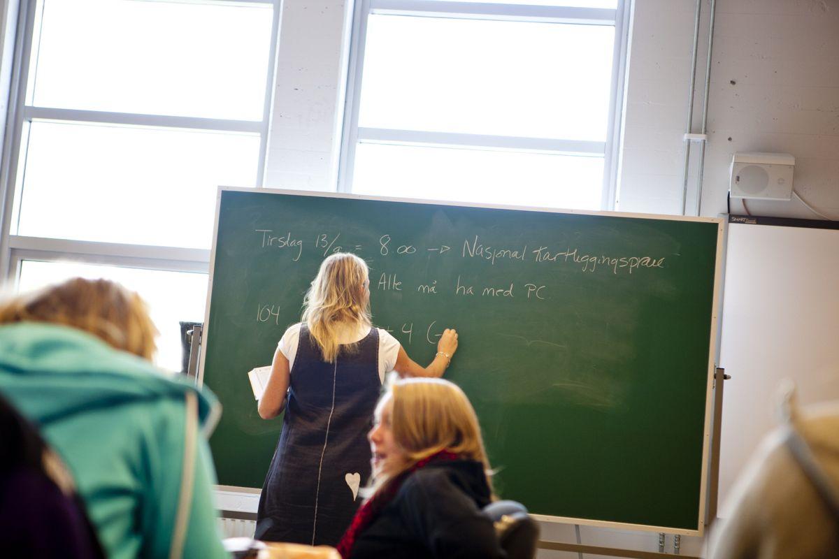 Store skoler i Oslo, Bergen, Trondheim, Stavanger, Bærum, Kristiansand, Drammen og Asker klarer ikke å etterleve lærernormen.
