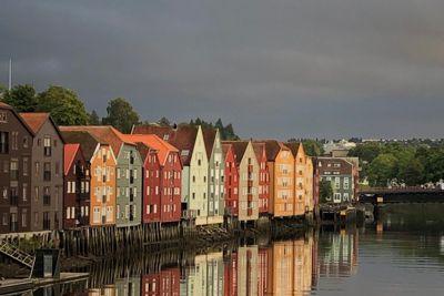 Gjev pris til Trondheim kommune.