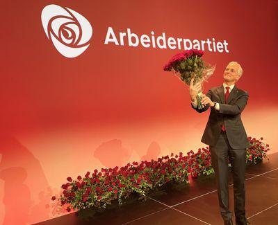 Arbeiderpartiets leder Jonas Gahr Støre jublet i går for valgseier. Nå venter vanskelige regjeringsforhandlinger for å finne fram til et regjeringsgrunnlag som kan forene de rødgrønne partiene og innfri velgernes forventninger.