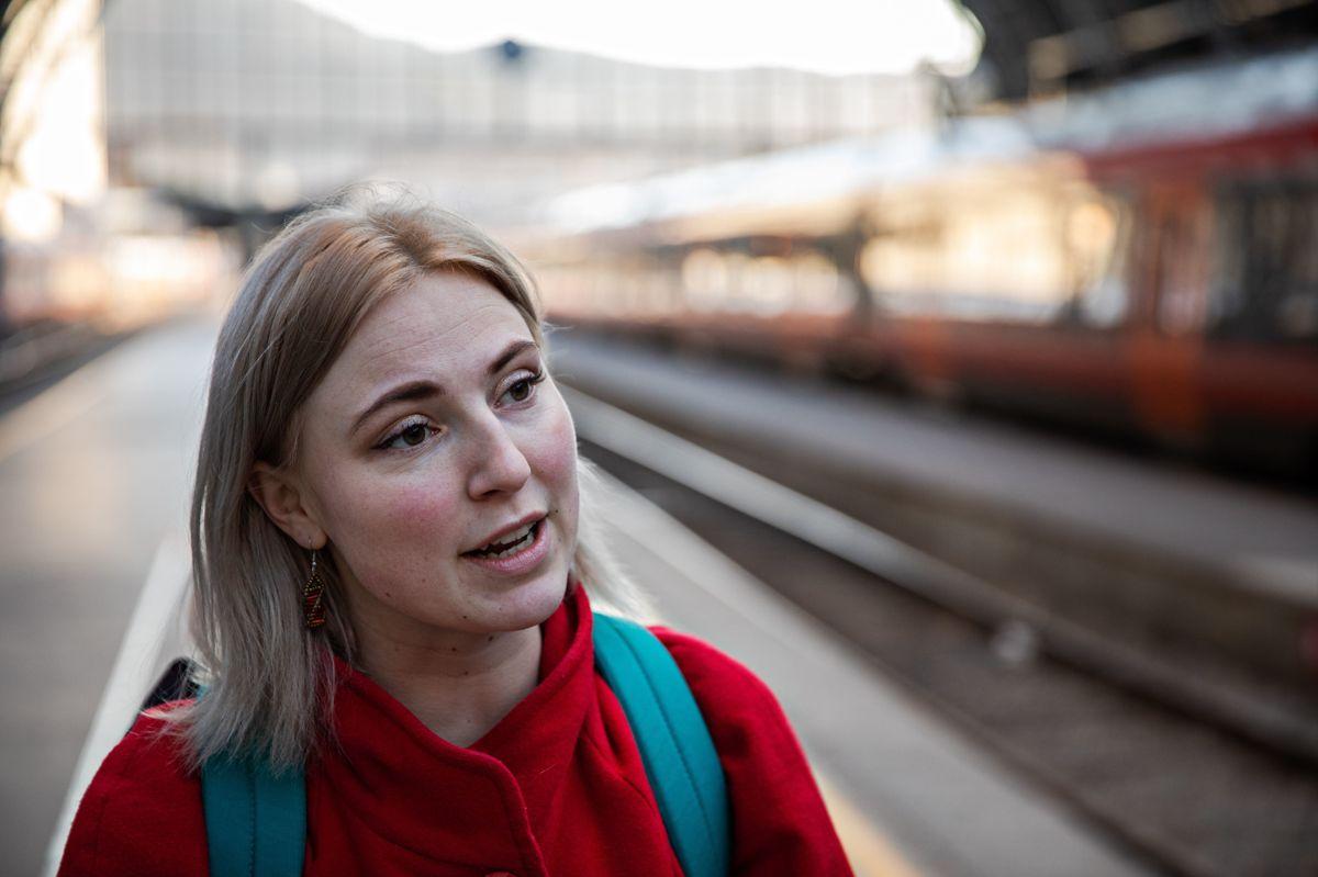 Etter ti år i Bergen bystyre flytter Sofie Marhaug (Rødt) inn på Stortinget med en stor gruppe fra Rødt.