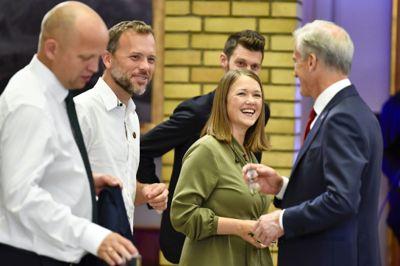 Påtroppende statsminister Jonas Gahr Støre (Ap) har vært opptatt av å snakke med alle de rødgrønne partilederne etter valget. Det er nye toner fra en arbeiderpartileder.