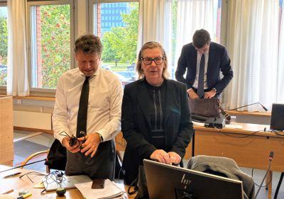 – Økokrim har kommet galt ut i første stavtak i denne saken, sa forsvarer Thomas Skjelbred. Han forsvarer tidligere Nittedal-ordfører Hilde Thorkildsen som står tiltalt for grov korrupsjon i Romerike og Glåmdal tingrett.