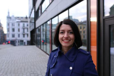 Guro Angell Gimse ble utnevnt til statssekretær i Arbeids- og sosialdepartementet i februar 2019. Der var hun mellom to perioder som fast stortingsvikar for statsråd Linda Hofstad Helleland.