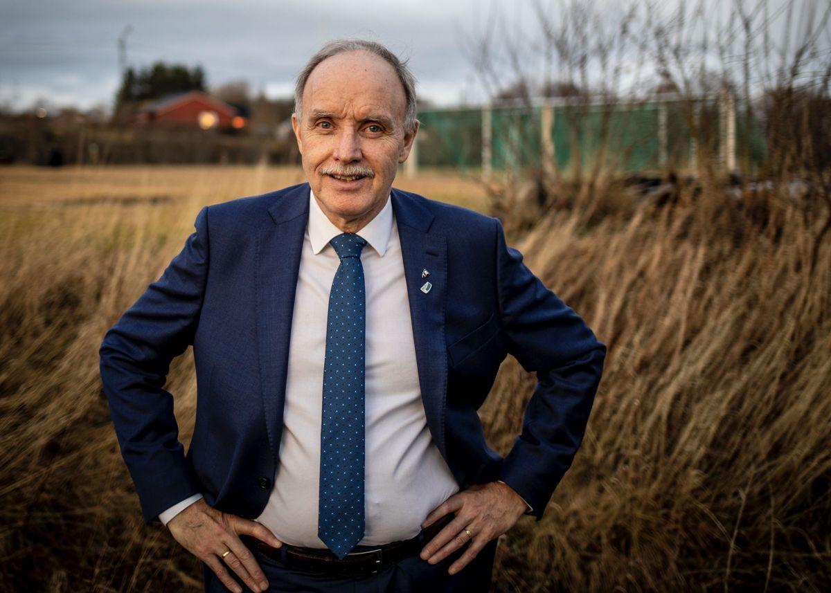 Ordføreren Sture Pedersen (H) i Bø vil at kommunen skal dele ut 50.000 kroner til sine innbyggere per nyfødte barn.
