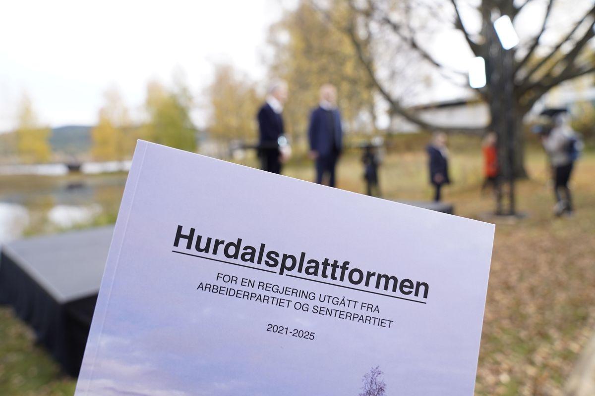 Onsdag ble regjeringensplattformen framforhandlet i Hurdal presentert. Det er 83 sider med konkrete løfter og mer uforpliktende ambisjoner.