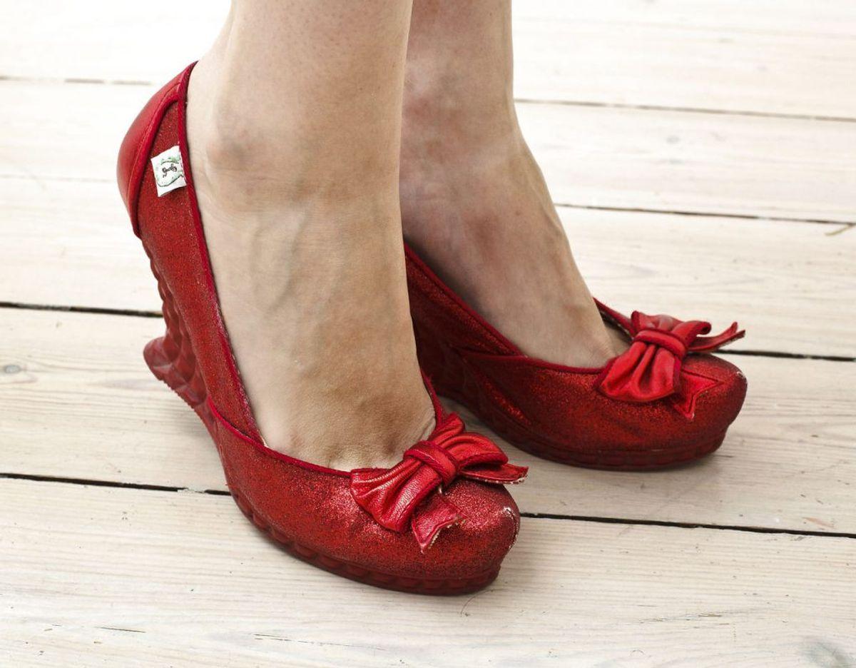 5. Sko og støvler – til kvinder. Foto: Scanpix