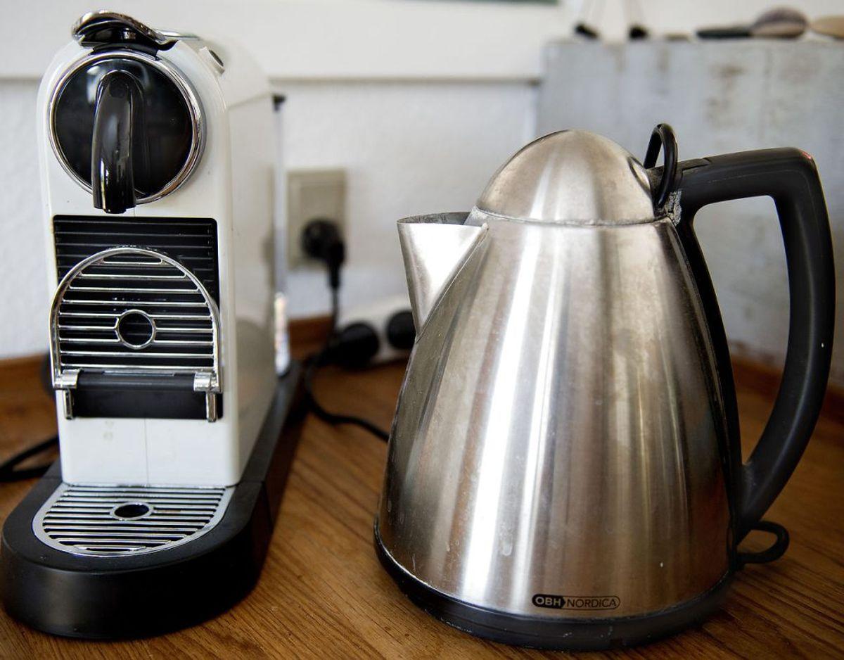 8. Køkkenudstyr og -maskiner. Foto: Scanpix