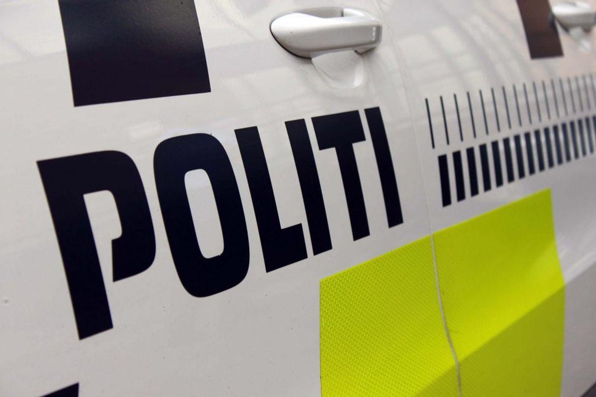 Politiet efterlyste en ung kvinde. Arkivfoto: Elo Christoffersen