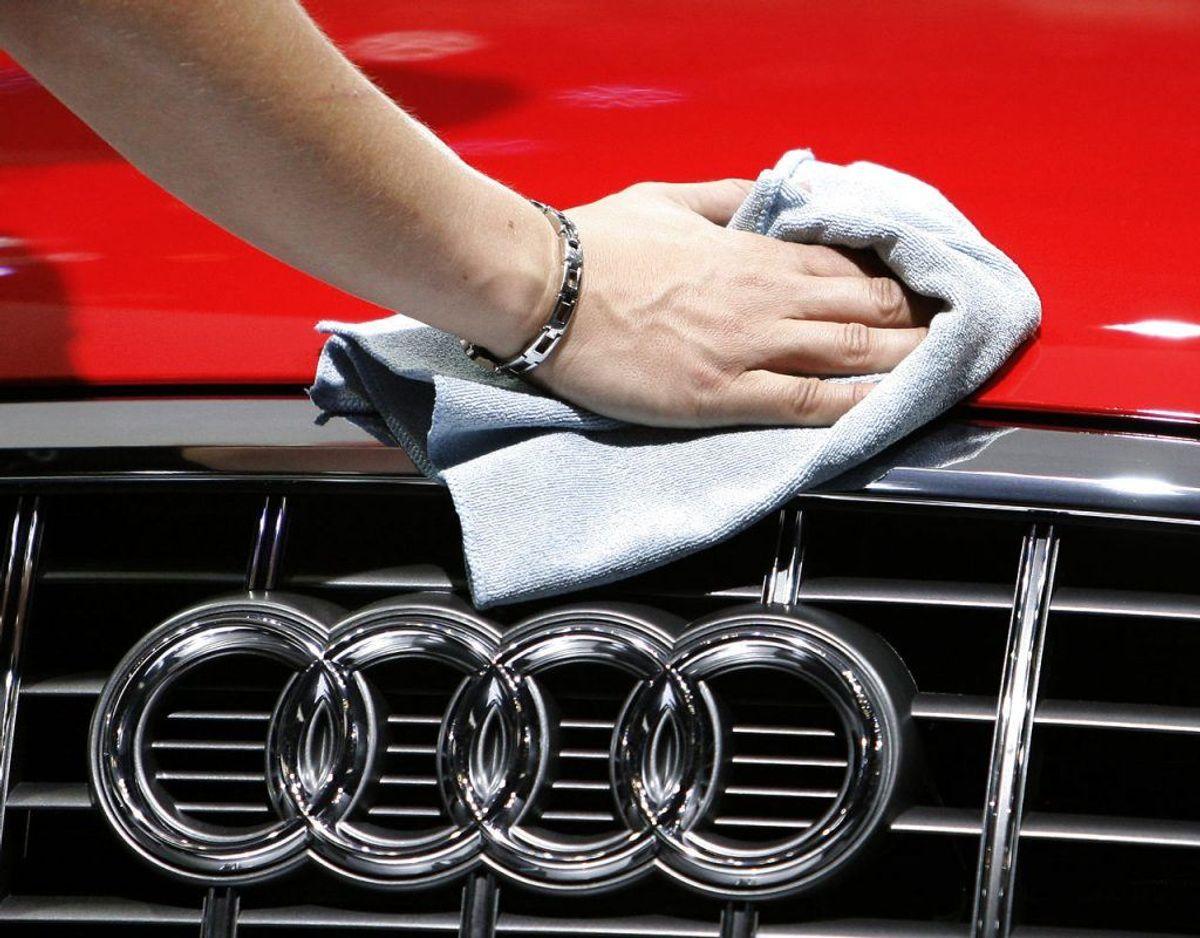 – Det fremgår ikke, hvad bilen har været brugt til. Foto: Scanpix