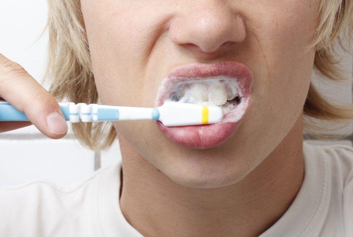 Dårlige tænder. Kilde: Sundhedsguiden.dk. Arkivfoto.