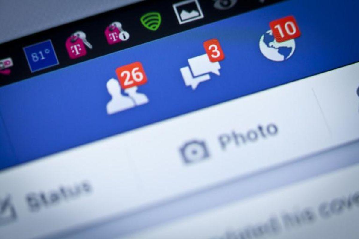 Politiet advarer mod svindel på Facebook. Foto: Shutterstock.