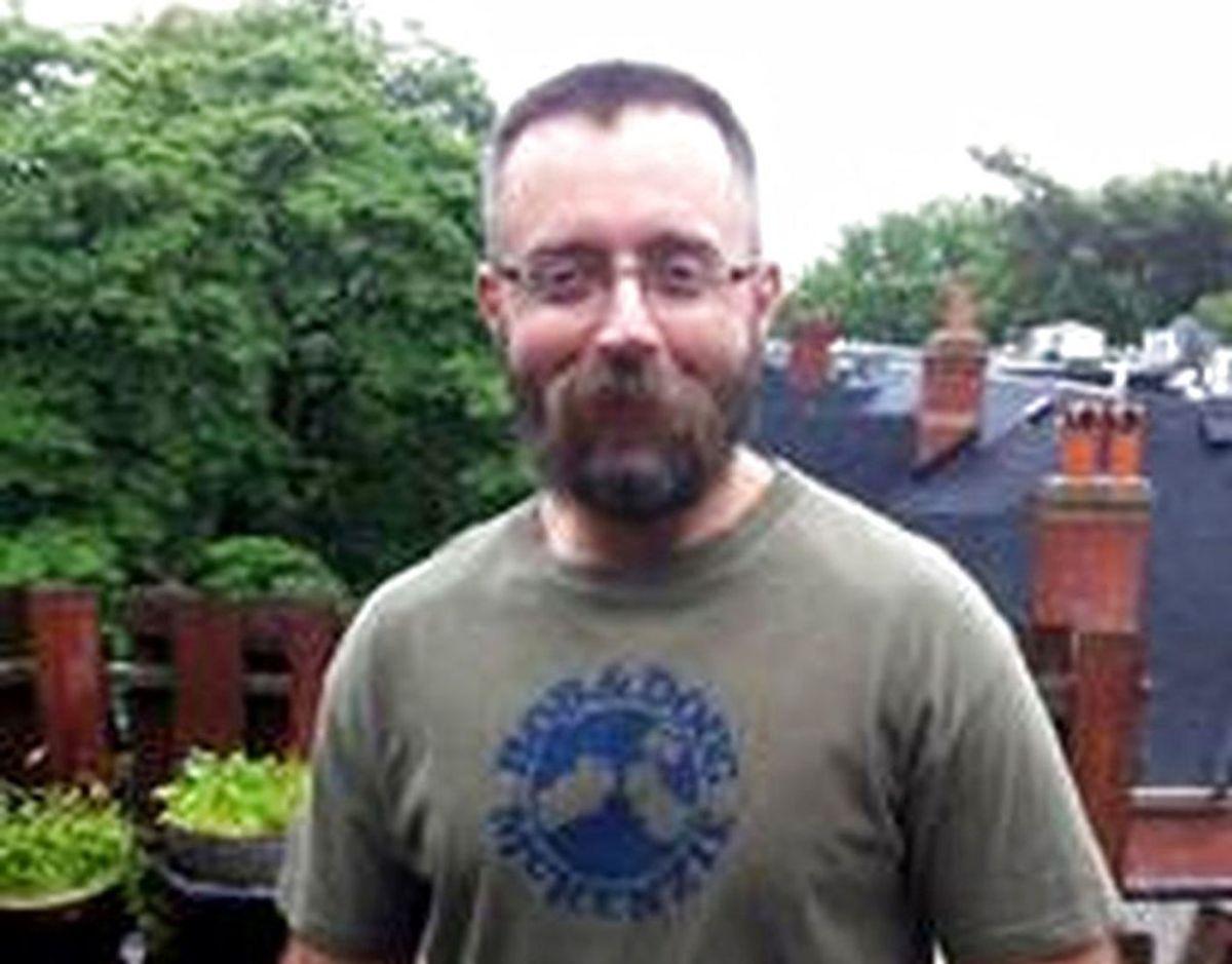Andrew Kinsman forsvandt i 2017, og politiet mener, han er en af de mænd, som McArtur har dræbt. Foto: Scanpix