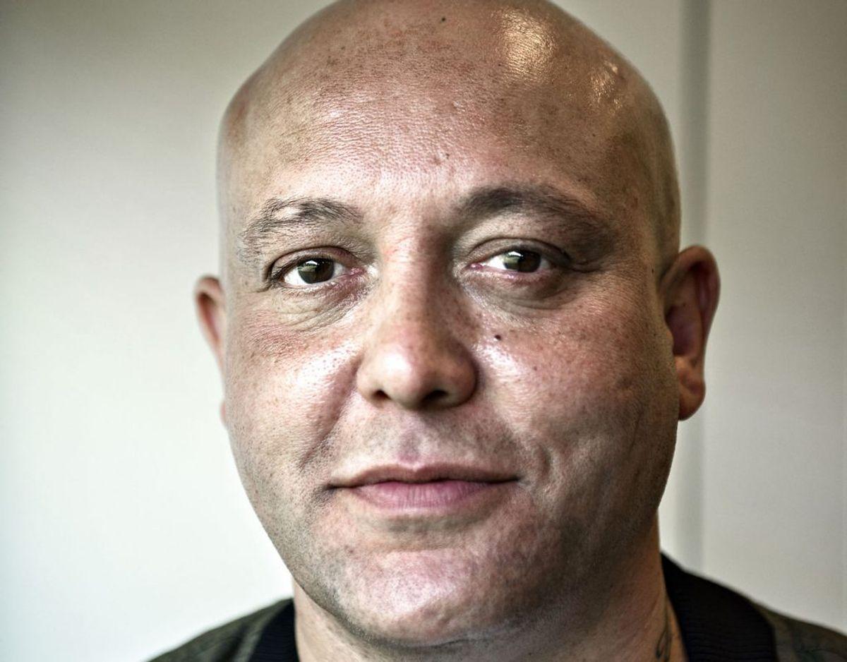 Sanger og medstifter af popgruppen Aqua, René Dif, blev i 2015 frakendt kørekortet i seks måneder for at have kørt for stærkt på Helsingørmotorvejen. Foto: Scanpix.