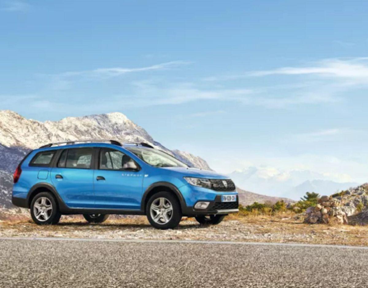 På 10. pladsen finder vi den billige Dacia Logan MCV 1.5dCi. Den står til at nå op på lige over 26 kilometer på literen. Den ender dog på godt 19.