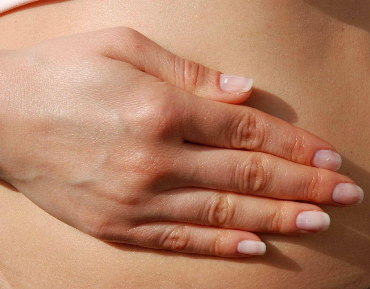 Kvinder risikerer at affeje kræftsymptomer. Det må ikke ske. KLIK OG SE SYMPTOMERNE, MAN SKAL VÆRE OPMÆRKSOM PÅ. Foto: Scanpix