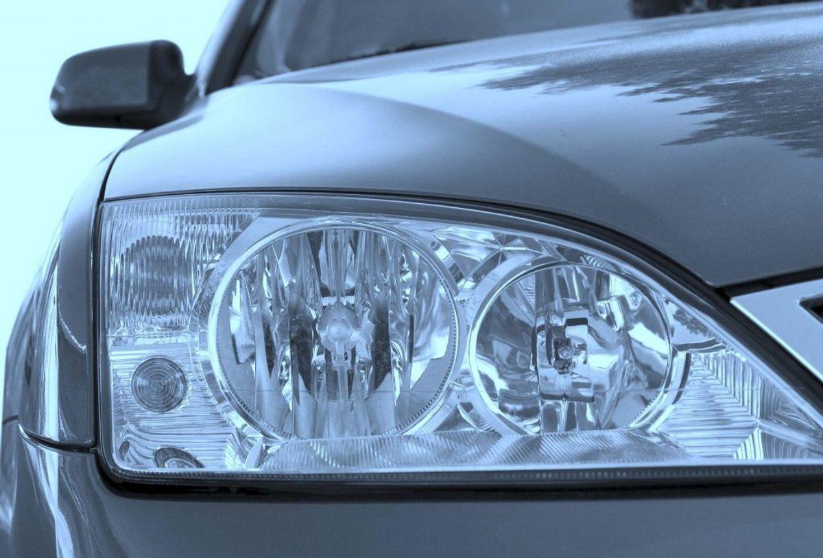 Ford Focus. Arkivfoto.
