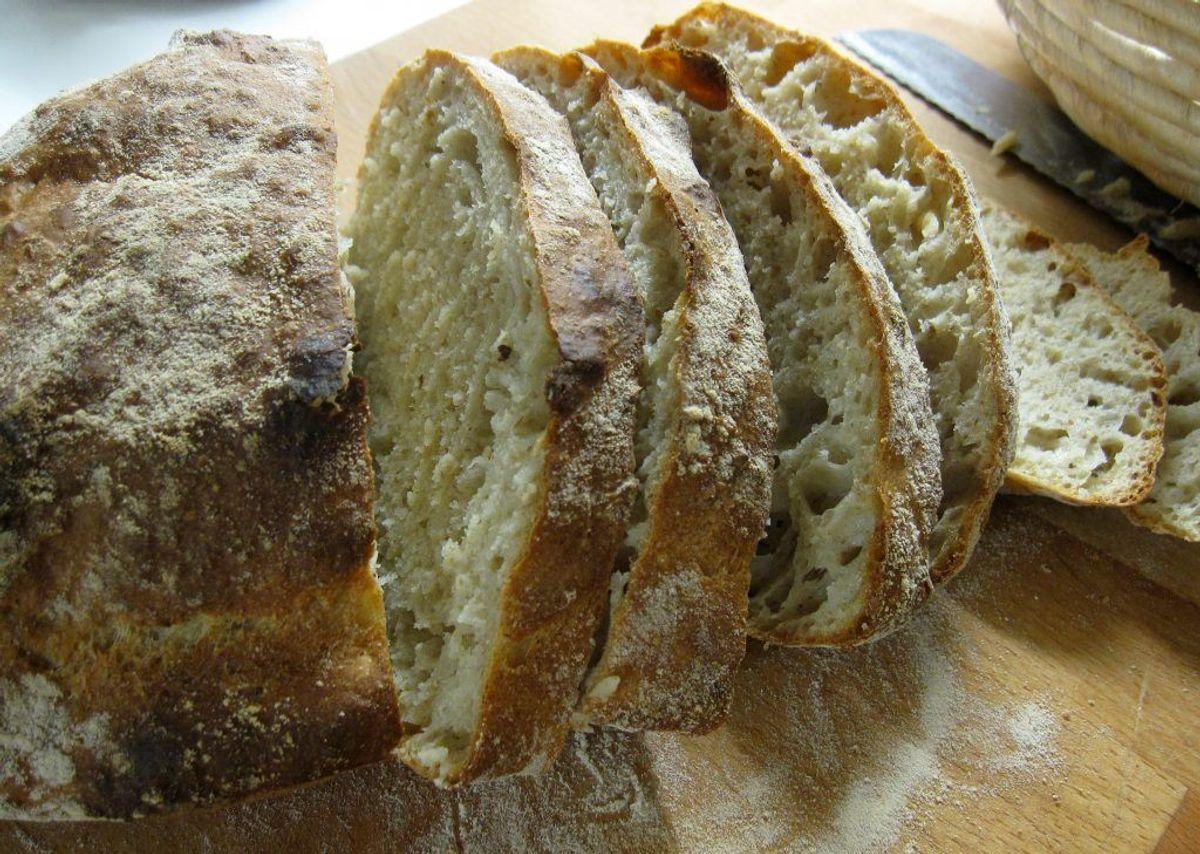 Brød holder meget længere på frost. Kilde: Reader's Digest. Arkivfoto.