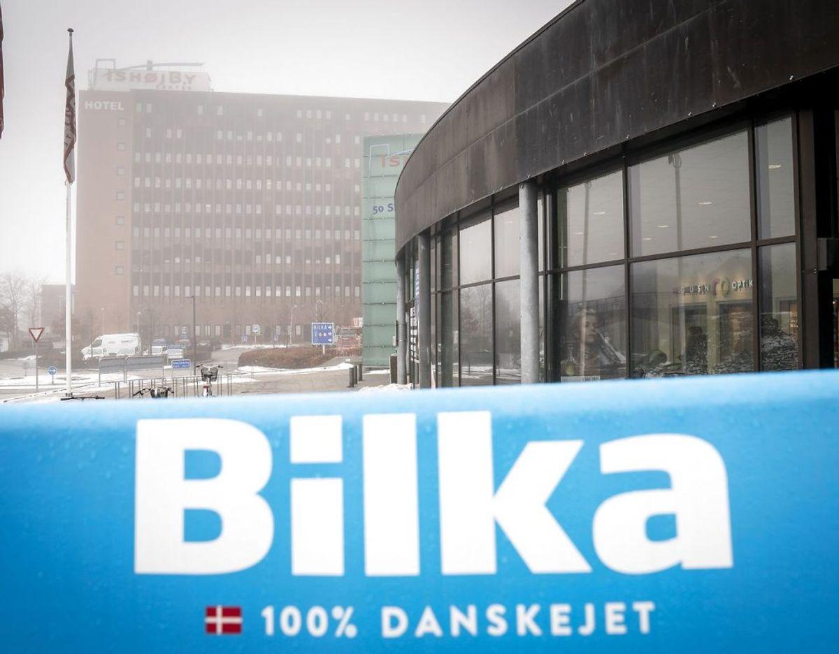Kødet er blandt andet solgt i Bilka. Foto: Scanpix