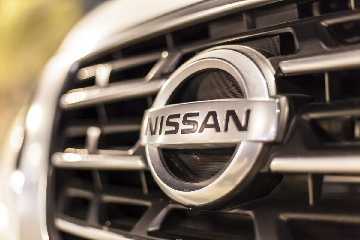 Nissan Altima. Arkivfoto.