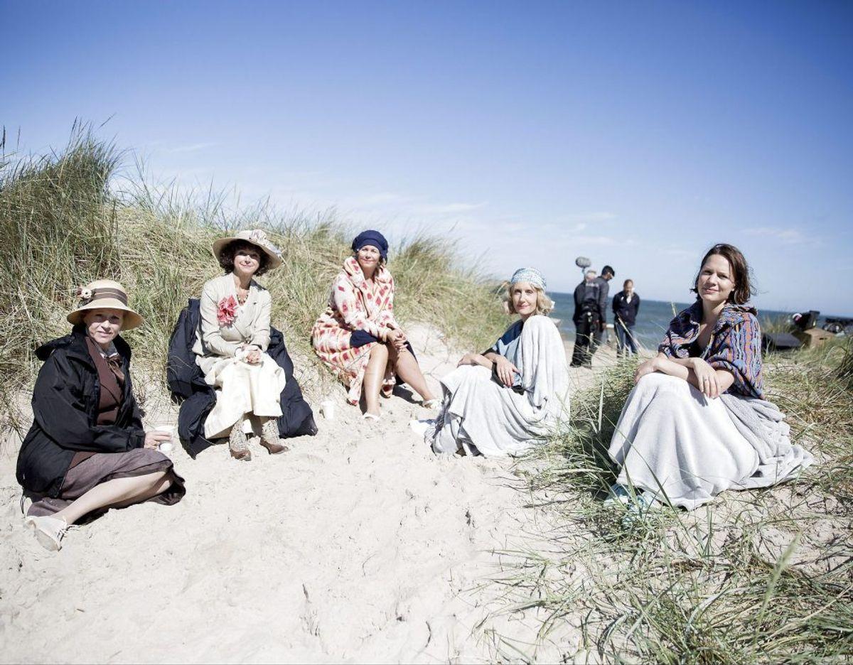 Badehotellet vender tilbage – når Danmark er frit. Foto: Scanpix