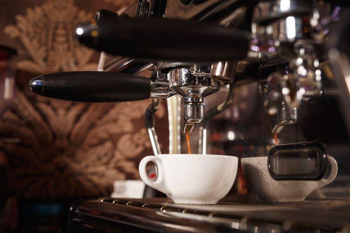 Din kaffemaskine bruger du formentlig dagligt, og derfor er der så meget desto mere grund til at gøre den rent ofte.. Kilde: Reader's Digest. Arkivfoto.