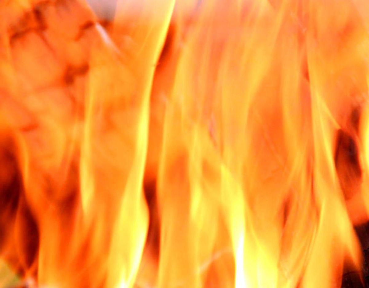 Der er kontrol over branden. Genrefoto: Scanpix