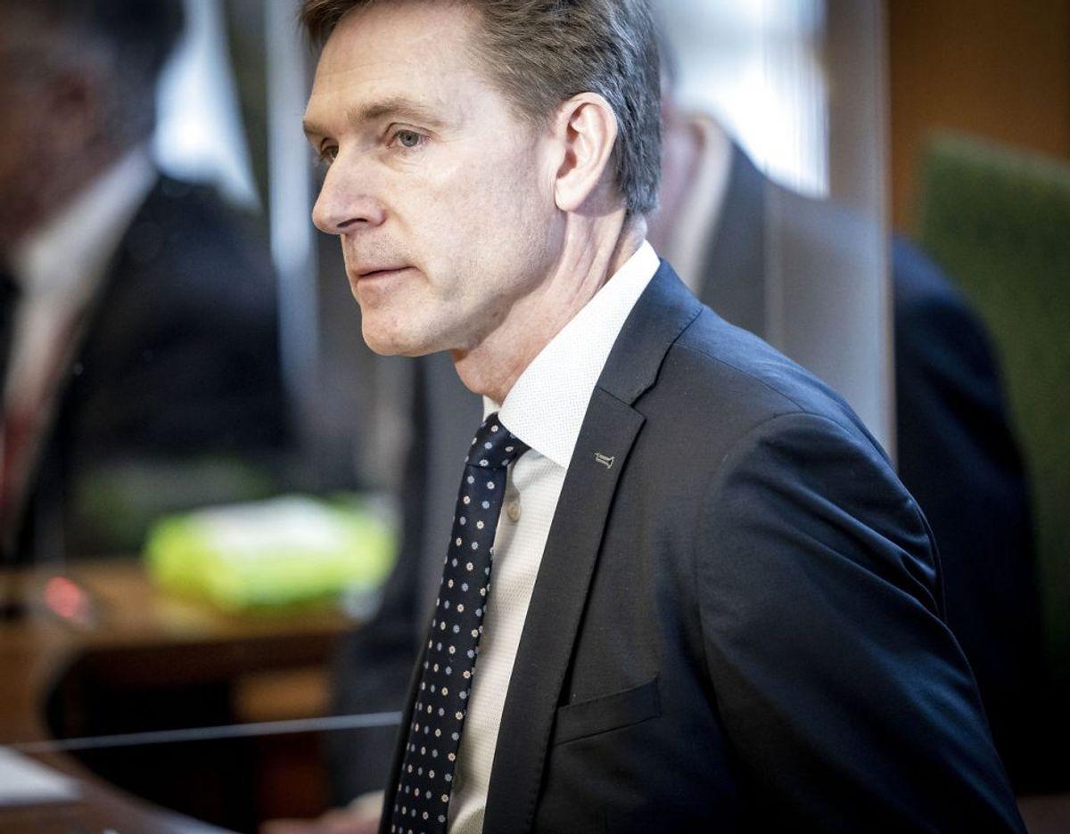 Kristian Thulesen Dahl (DF). Foto: Mads Claus Rasmussen/Ritzau Scanpix