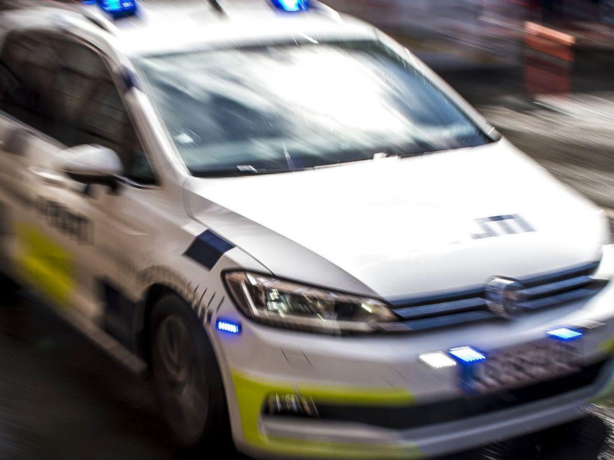 En ung mand blev snuppet to gange på et kvarter. Foto: Mads Claus Rasmussen/Ritzau Scanpix
