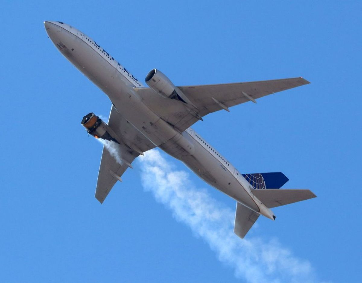 Boeing . KLIK FOR FLERE BILLEDER. Foto: Scanpix