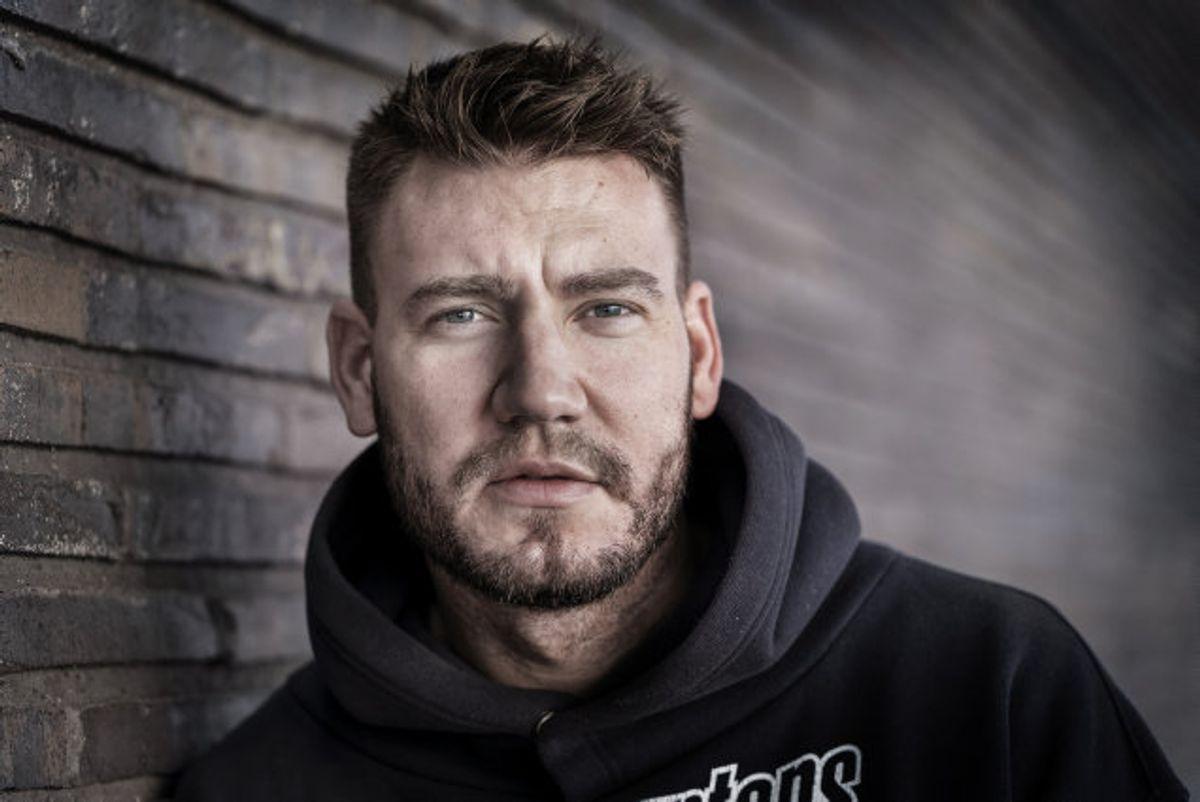 Nicklas Bendtner spillede senest for FC København. (Arkivfoto) Foto: Liselotte Sabroe/Scanpix