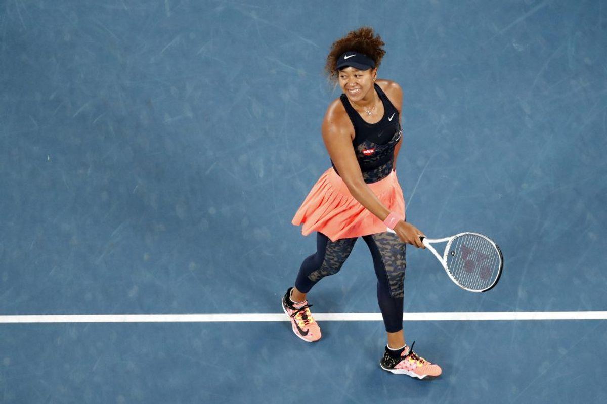 Naomi Osaka vandt Australian Open for første gang i 2019. Foto: Asanka Brendon Ratnayake/Scanpix