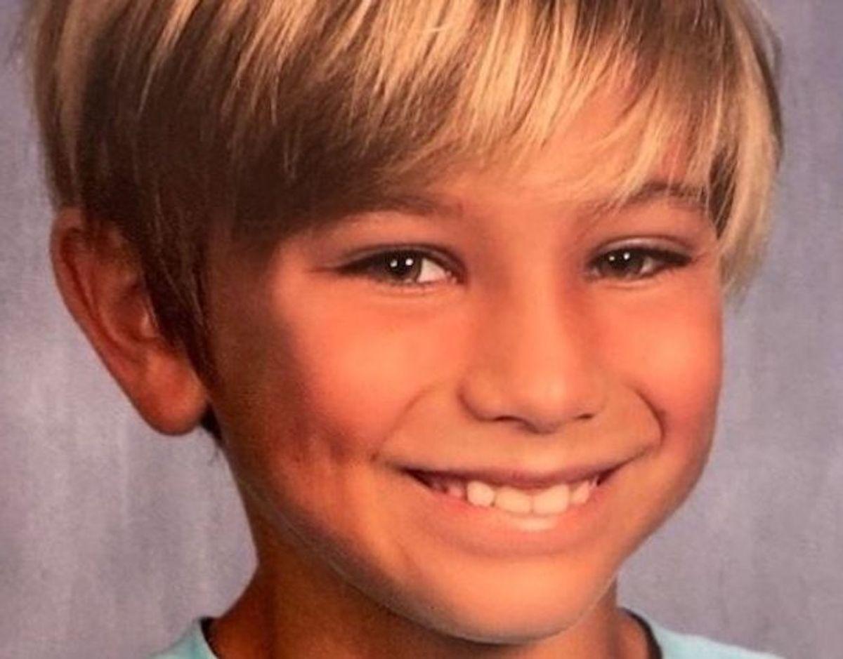 Campbell Martin blev kun ni år gammel. Foto: Gofundme