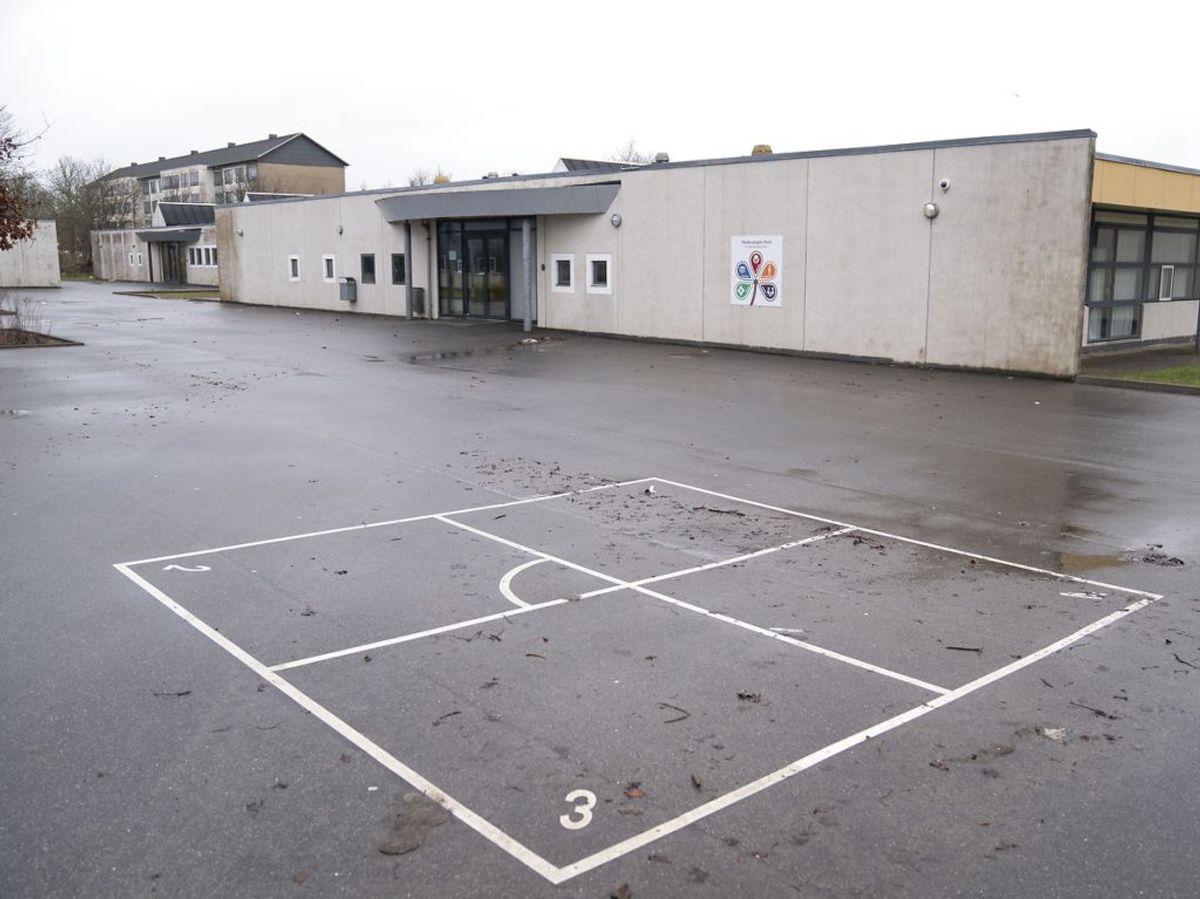 Alle skoler og daginstitutioner i Kolding lukker til og med 28. februar efter stigende coronasmitte. Det oplyser Sundhedsministeriet i en pressemeddelelse.(Foto: Claus Fisker/Ritzau Scanpix)