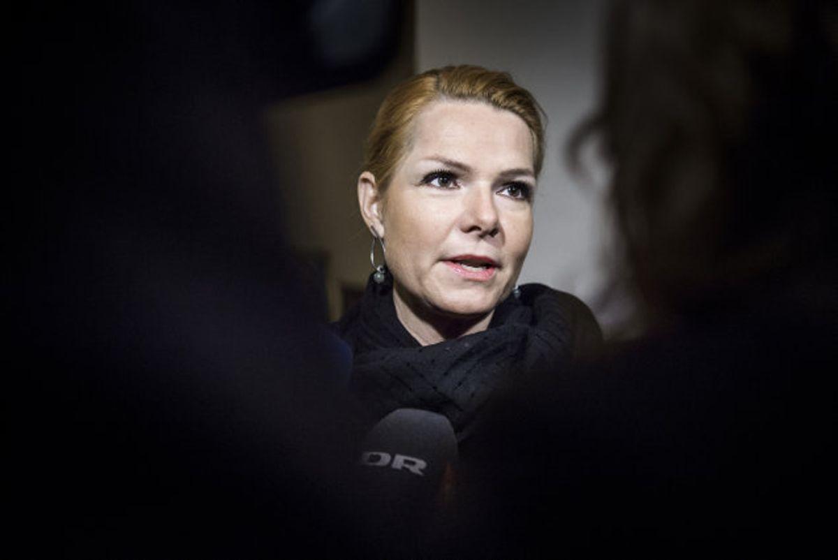 Den blot sjette rigsretsag i danmarkshistorien bliver mod Inger Støjberg, der er tidligere medlem af Venstre. Det er den blot anden i 100 år. Foto: Thomas Lekfeldt/Scanpix