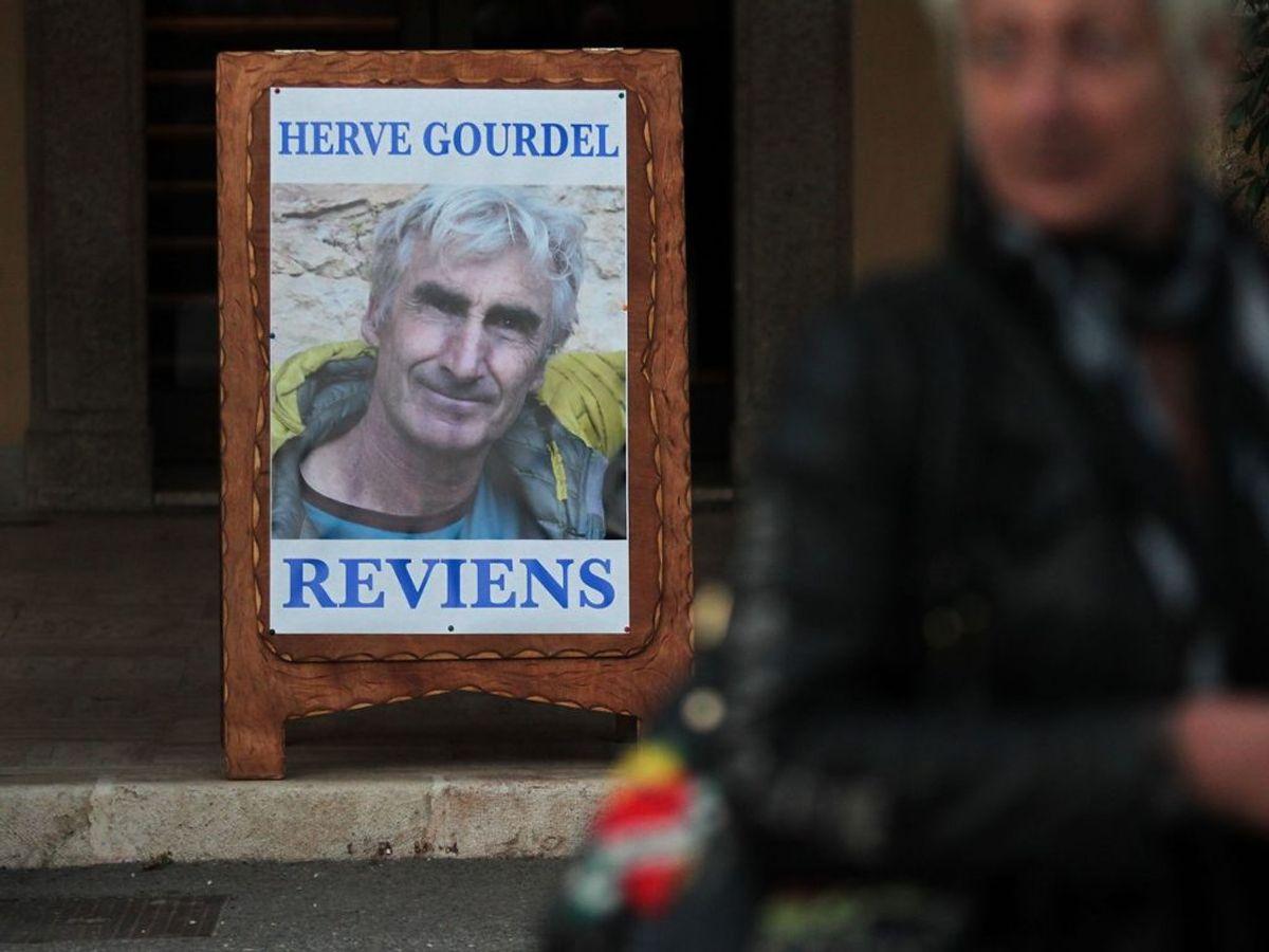Herve Gourdel blev halshugget i 2014.. Foto: Jean-Christophe/Scanpix.