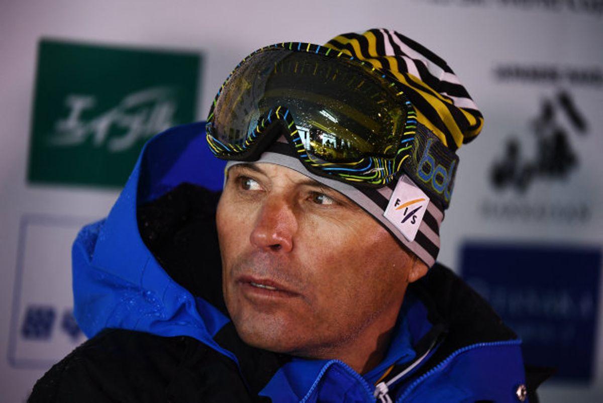 Markus Waldner har modtaget dødstrusler efter VM i alpint skiløb. Foto: Charly Triballeau/AFP