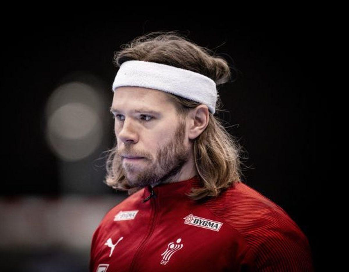 Mikkel Hansen begynder i Aalborg i sommeren 2022. Foto: Liselotte Sabroe/Scanpix