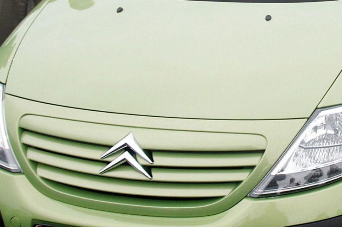 Citroën C3 ligger nummer 3. Foto: Claus Fisker/Scanpix.