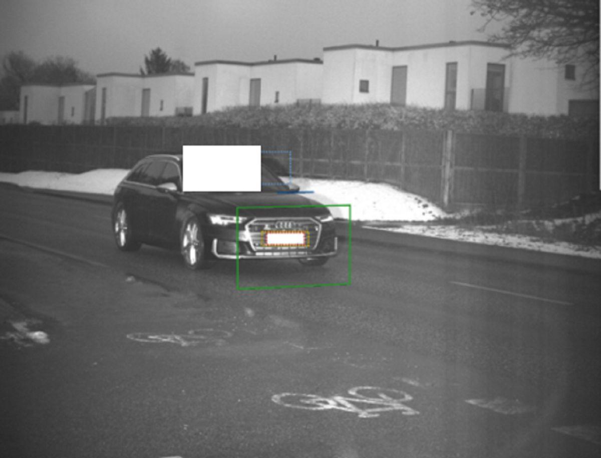 Det koster nu føreren kørekortet. Foto: Østjyllands Politi.