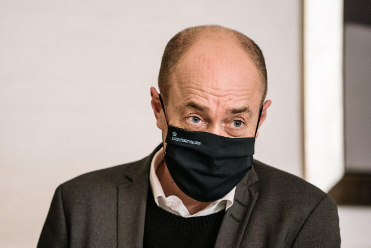 Flere partier vil have klart svar fra sundhedsminister Magnus Heunicke (S) på, hvorfor et centralt notat ikke blev udleveret. (Arkivfoto) Foto: Emil Helms/Scanpix