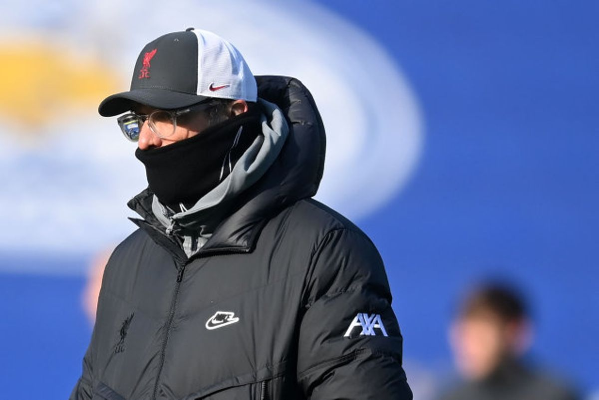 Jürgen Klopp behøver ikke at holde fri for at komme ovenpå efter en svær periode, slår han fast. Foto: Michael Regan/AFP