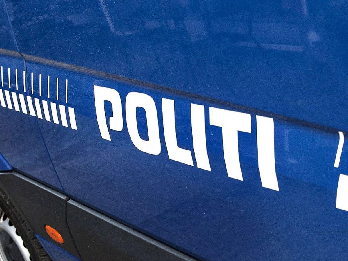 En 27-årig kvinde er anholdt og sigtet for drab. Foto: Henning Bagger/Scanpix