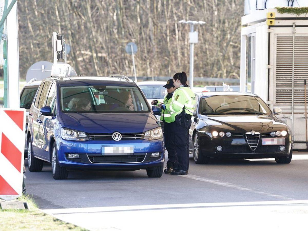 Der er nye restriktioner for indrejse til Danmark. Foto: Claus Fisker/Scanpix.