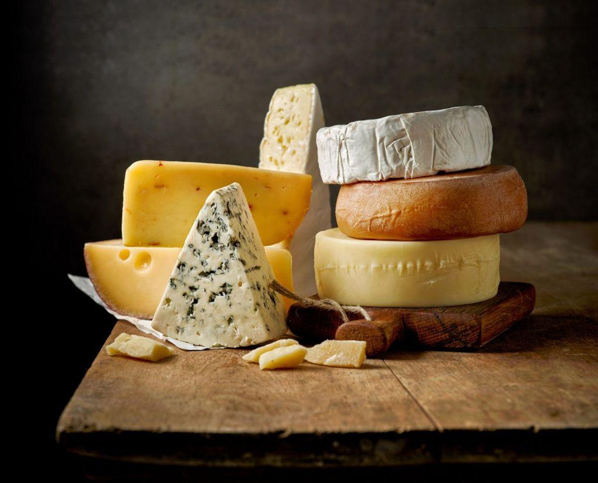 Derudover nævnes blandt andet ost som en god kilde til d-vitamin. (Foto: Shutterstock)