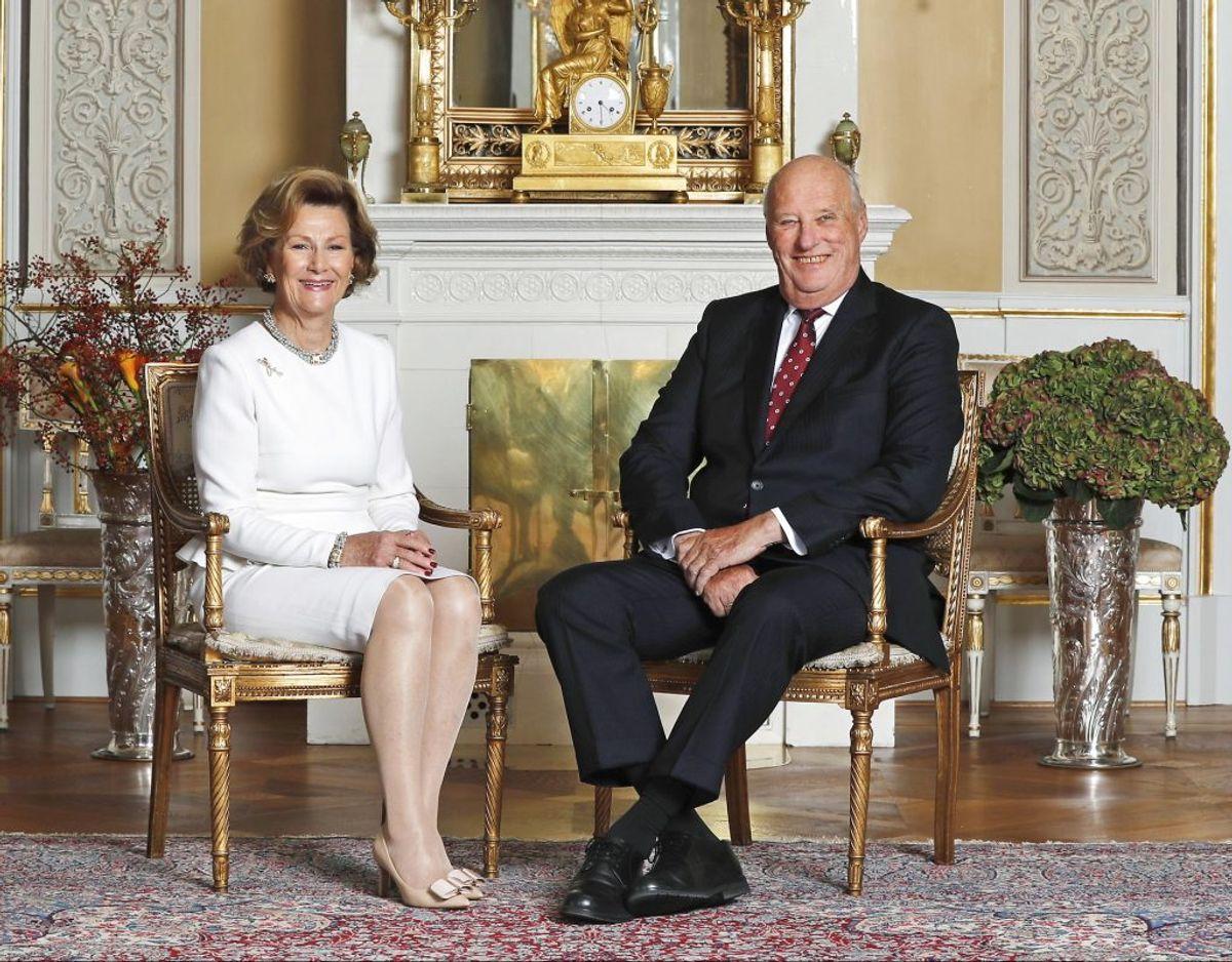 Den norske konge er fortsat sygemeldt efter operation. Foto: Lise Åserud/EPA